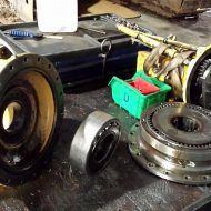 Krautuvų variklių diagnostika