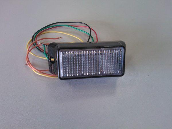 Šakinių krautuvų darbiniai LED žibintai