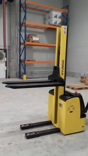 Aukšto kėlimos palečių vežimėlis Hyundai 12ESN naujas
