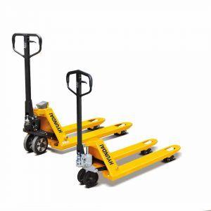 Rankiniai hidrauliniai vežimėliai