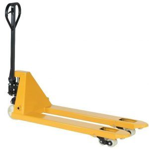 Rankinis hidraulinis greito kėlimo vežimėlis