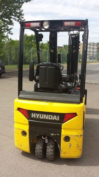 Krautuvas Hyundai 15BT-9AC