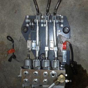 Hidraulinis skirstytuvas STILL R60-16