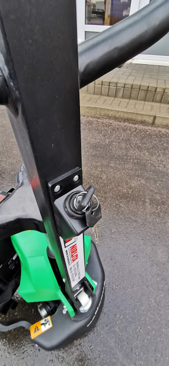 Elektrinis palečių vežimėlis Hangcha CBD12-AMC1-I