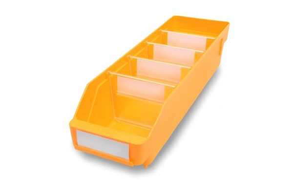 Sandėliavimo dėžutės 4012 (geltona)