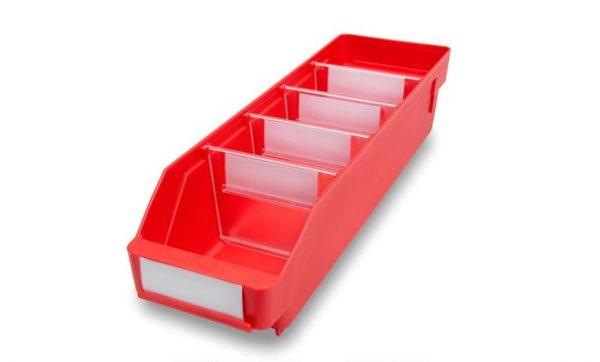 Sandėliavimo dėžutės 4012 (raudona)