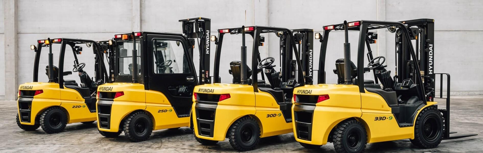 Nauji dyzeliniai šakiniai Hyundai krautuvai Šiauliuose geriausia