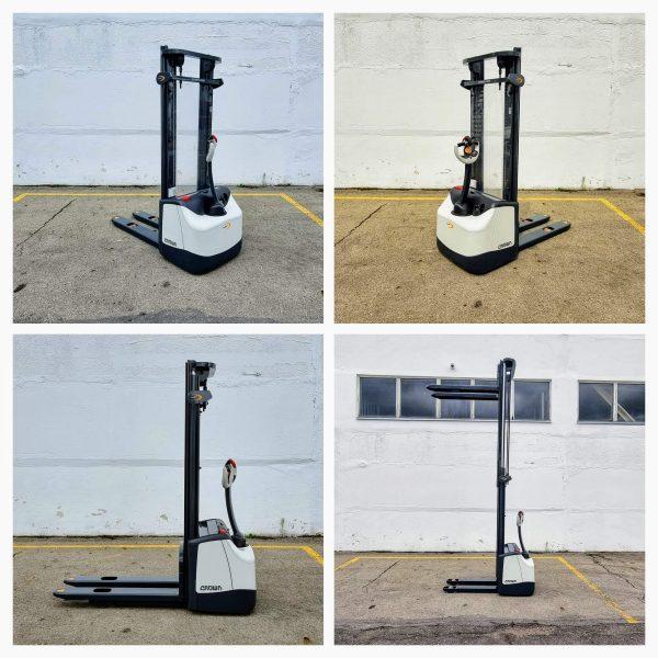 Elektrinis palečių vežimėlis Crown WF3000